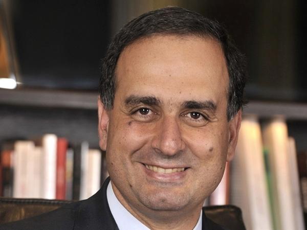 <b>Marwan Lahoud</b> (S 1989) président du GIFAS, a présenté le bilan 2013 du <b>...</b> - 1399121280marwan-lahoud